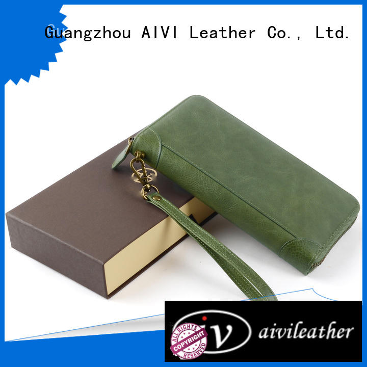 AIVI multifunction leather credit card wallet online for iphone X
