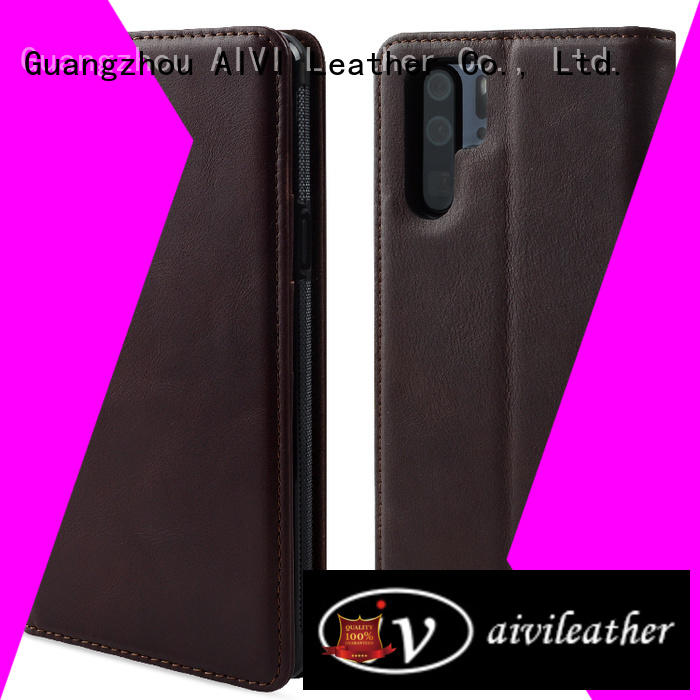 good quality mobile phone case leather directly sale for iPhone