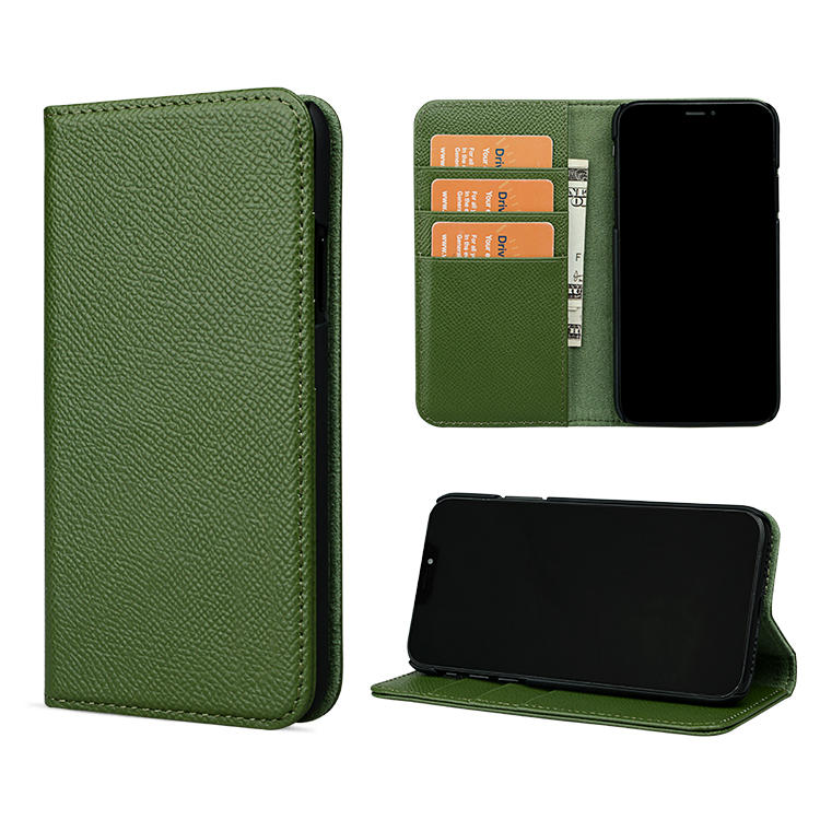 Leather Wallet Phone Case For iPhone XS MAX