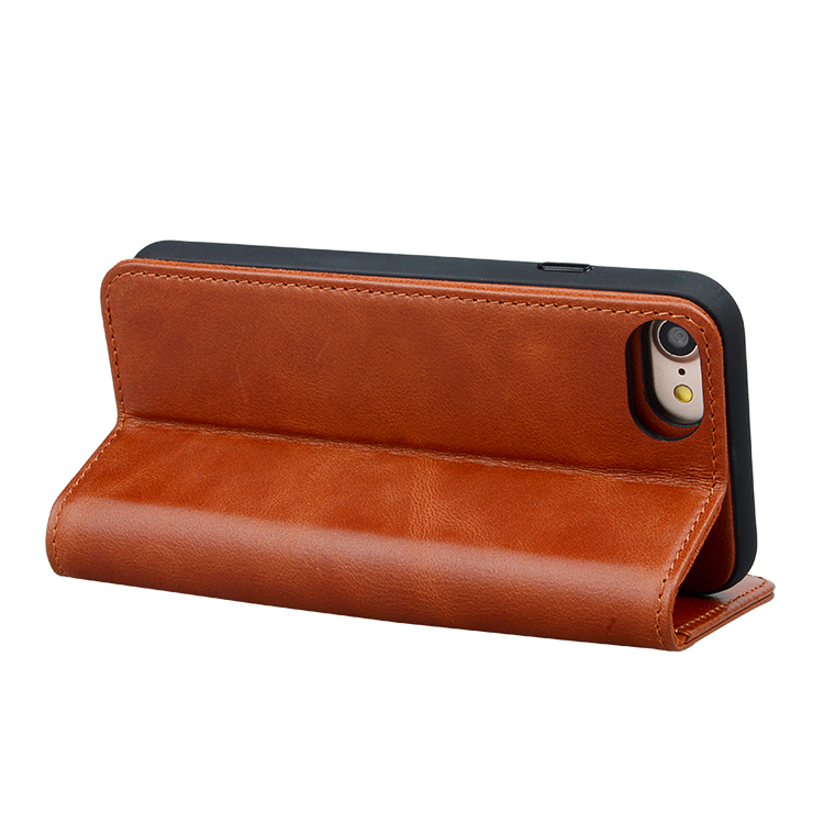 personalized leather phone wallet card for iphone XS Max-6