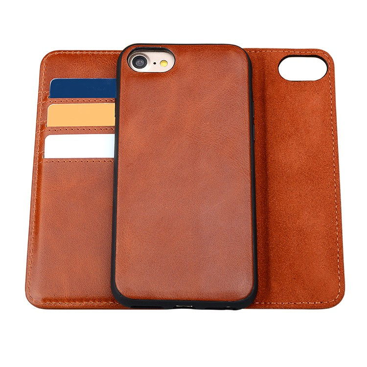 personalized leather phone wallet card for iphone XS Max-7