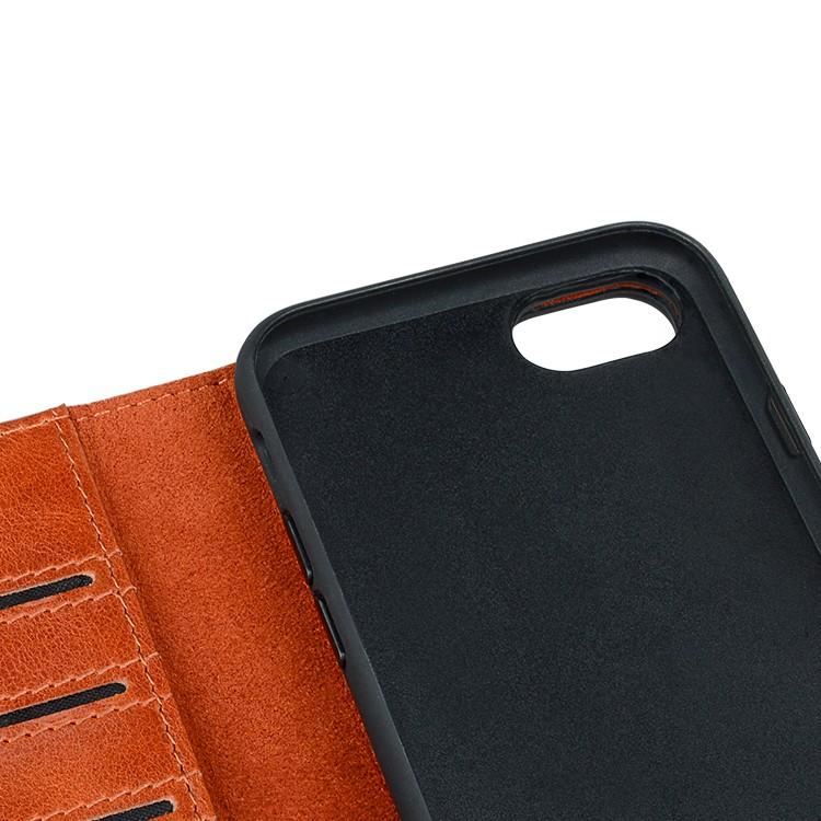 leather green leather iphone case black ipone 6/6plus AIVI