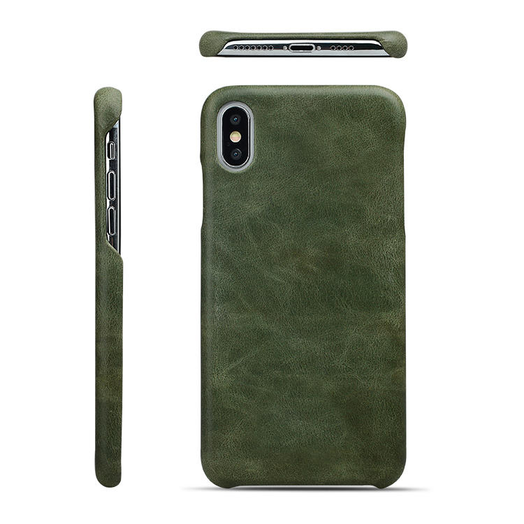 Premium Leather Iphone Case Good rugged stylish for Iphone Xs Max