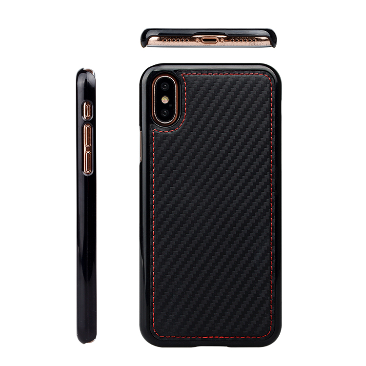 waterproof quality leather iphone case made factory for phone XS Max-1