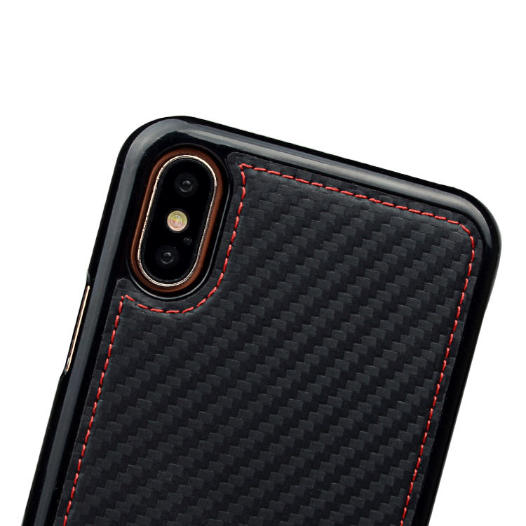waterproof quality leather iphone case made factory for phone XS Max-5