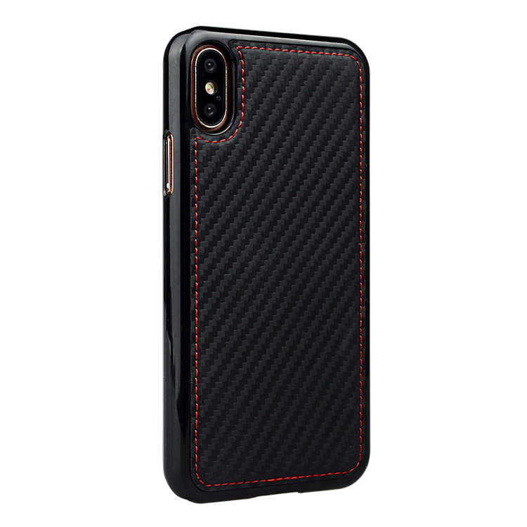 waterproof quality leather iphone case made factory for phone XS Max-7
