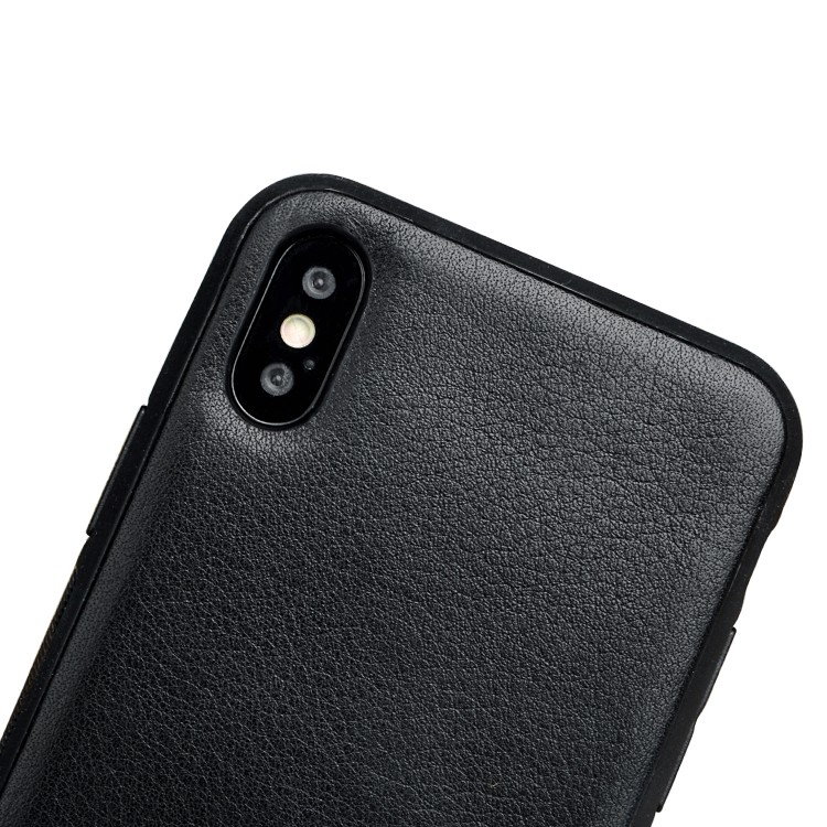 For Apple Genuine Leather Case Durable Fashionable Phone Case For Iphone X/XS-5