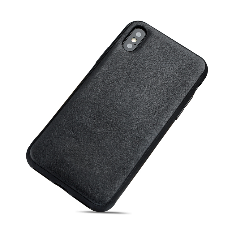 For Apple Genuine Leather Case Durable Fashionable Phone Case For Iphone X/XS-9