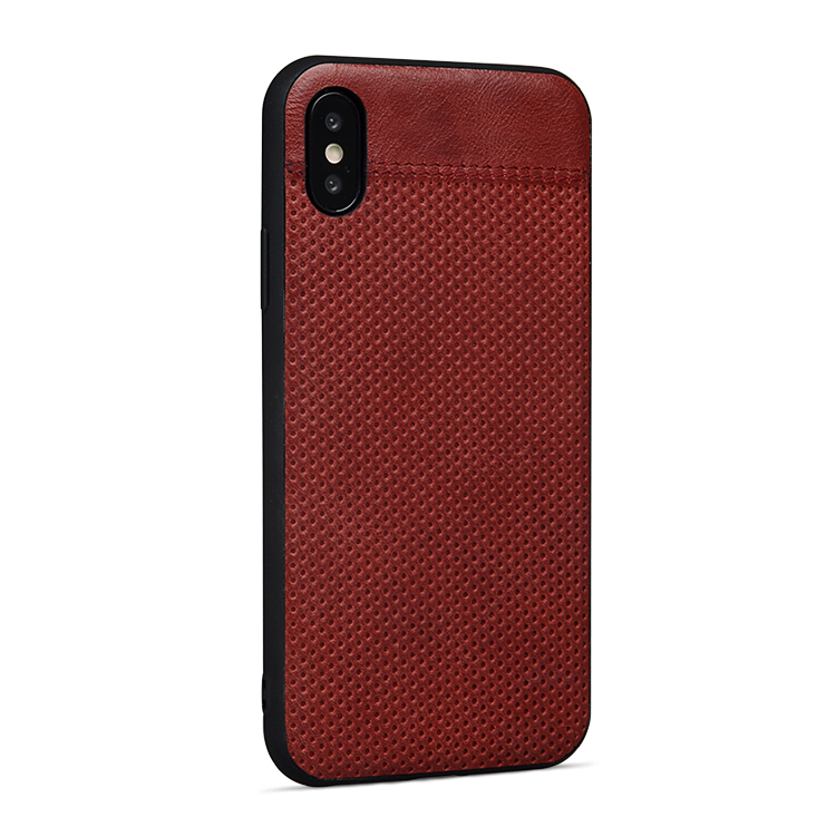 AIVI waterproof slim leather iphone case protector for iphone XR-7