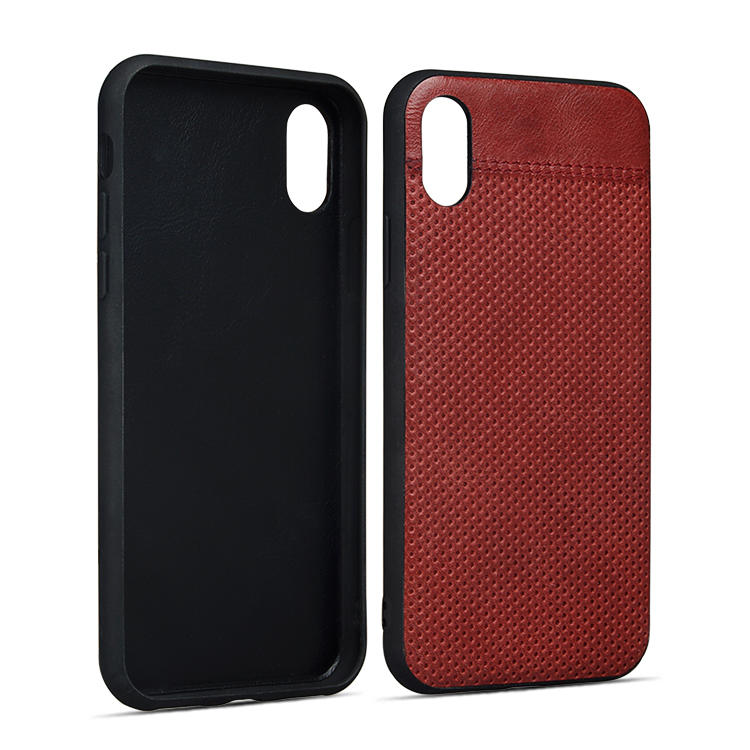 Leather Wallet And Phone Case For Iphone XS