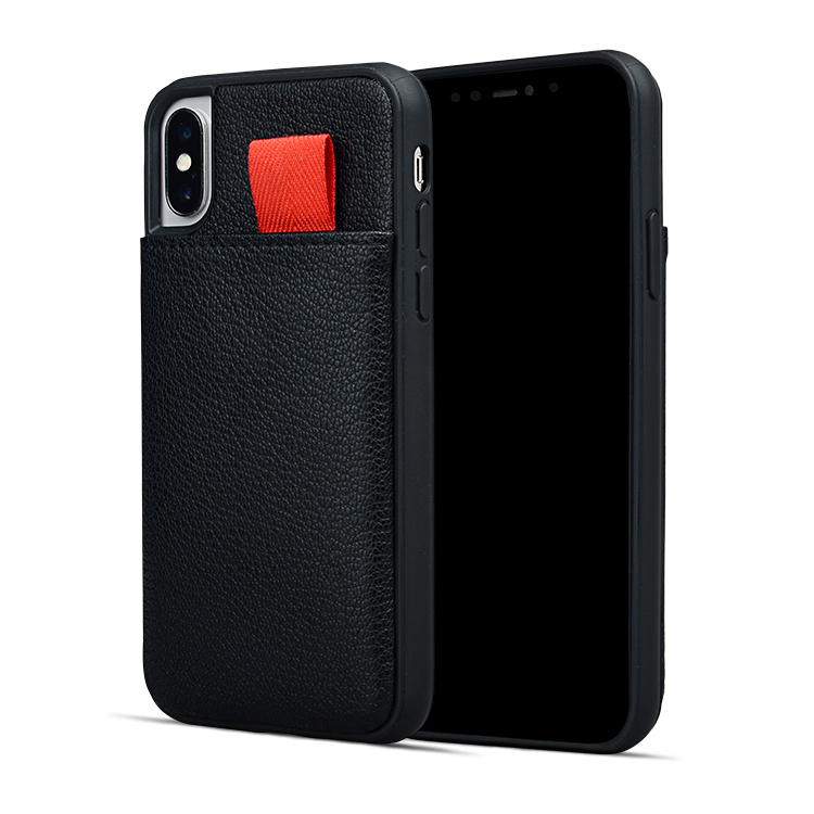 cool iphone pouch case leather protection accessories for iphone 8 / 8plus-1