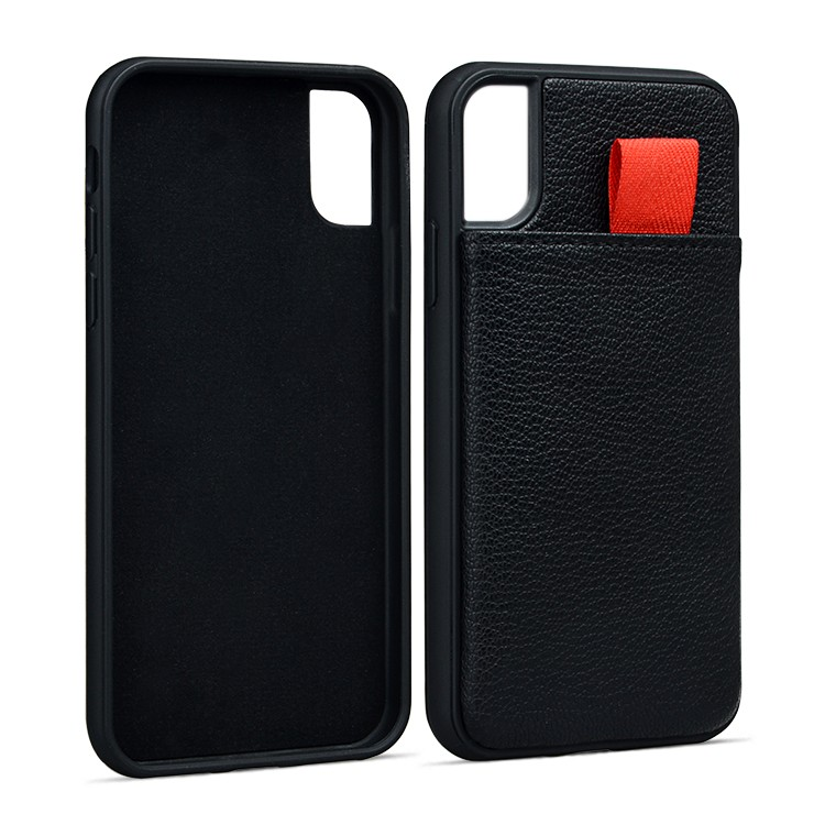 cool iphone pouch case leather protection accessories for iphone 8 / 8plus-2