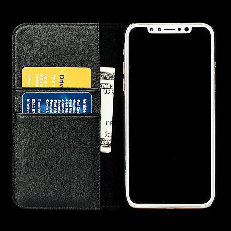 top leather iphone cases genuine phone XS Max AIVI