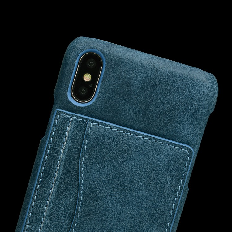 AIVI fashion custom made leather iphone cases protector for iphone X-4