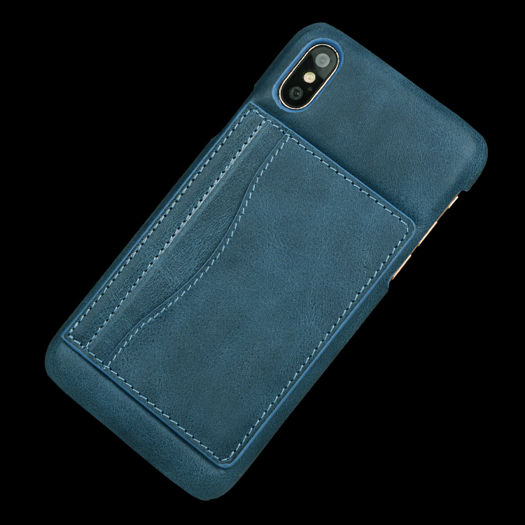 AIVI fashion custom made leather iphone cases protector for iphone X-6