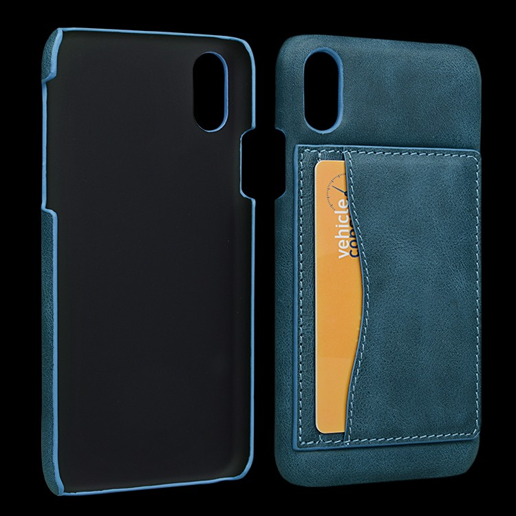 AIVI fashion custom made leather iphone cases protector for iphone X-7
