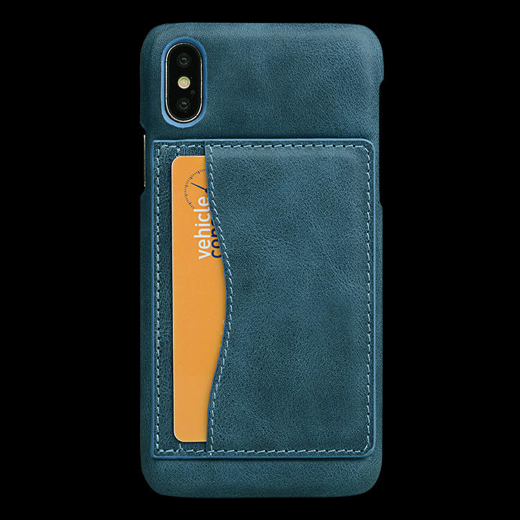 Custom Waterproof Iphone Case mobile phone cases with card slot for iphone XS