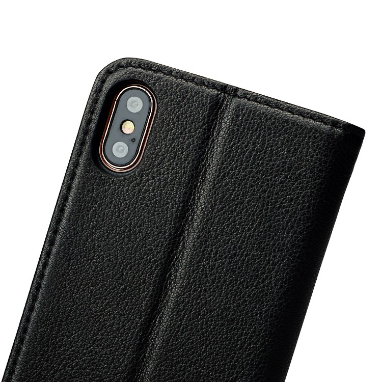 AIVI cool quality leather iphone case for iPhone X/XS for phone XS Max-4