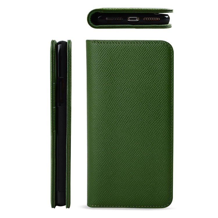Luxury Genuine Leather Protective Case For iPhone 11
