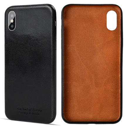 Durable Fashionable Real Leather Phone Case For Iphone XS/XR/XS MAX