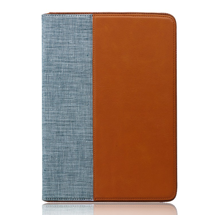 convenient black leather ipad case for sale for MAC BOOK-1