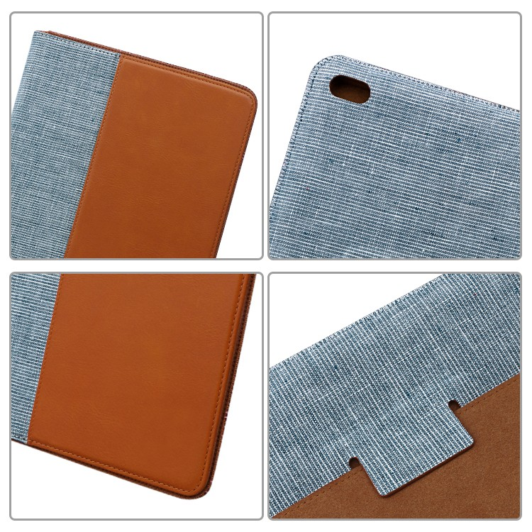 new arrive best leather ipad case cover online for IPad-5