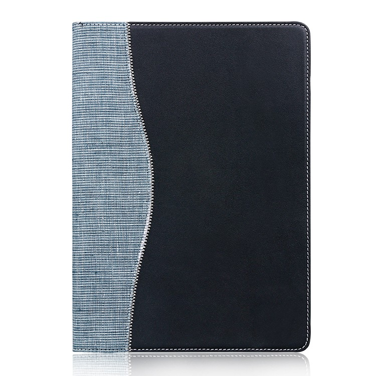 beautiful black leather ipad case factory for computer-1