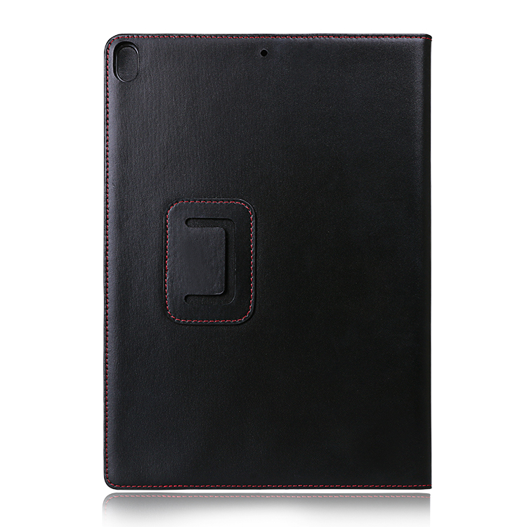 fashion real leather ipad case cow online for IPad-8