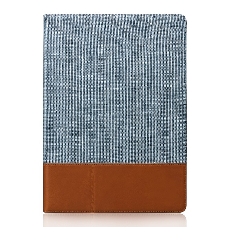 AIVI high quality black leather ipad case online for IPad-1