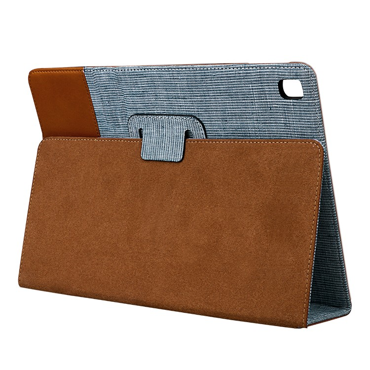 AIVI high quality black leather ipad case online for IPad-3