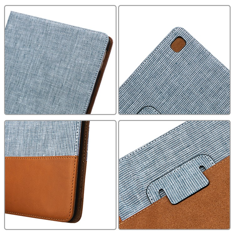 Best Leather For Ipad Case High Quality Shockproof Protective Cover-5