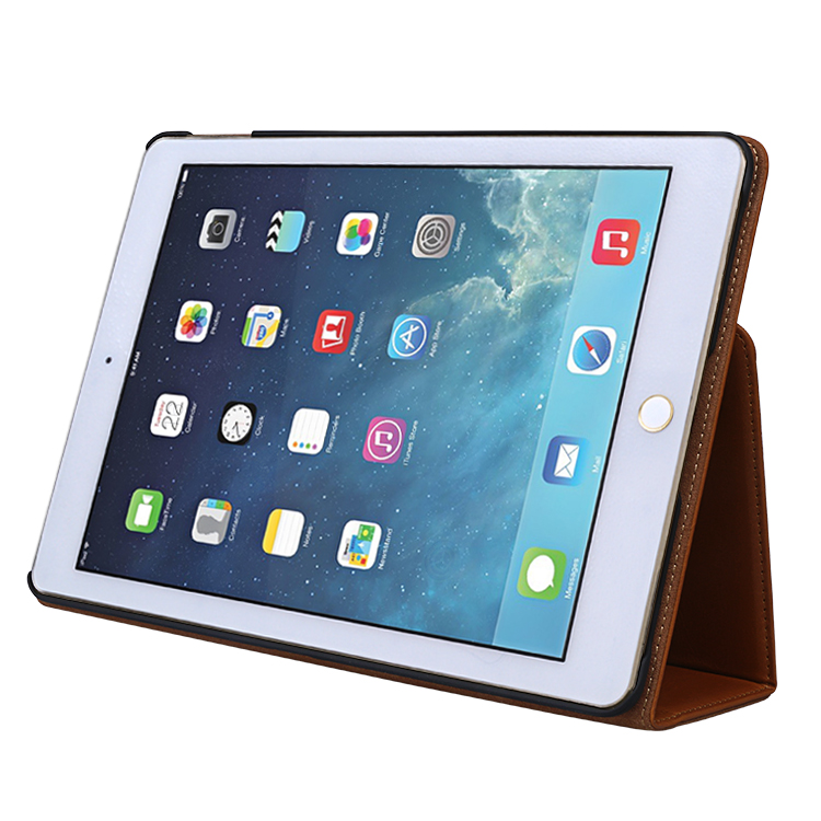 Best Leather For Ipad Case High Quality Shockproof Protective Cover-9