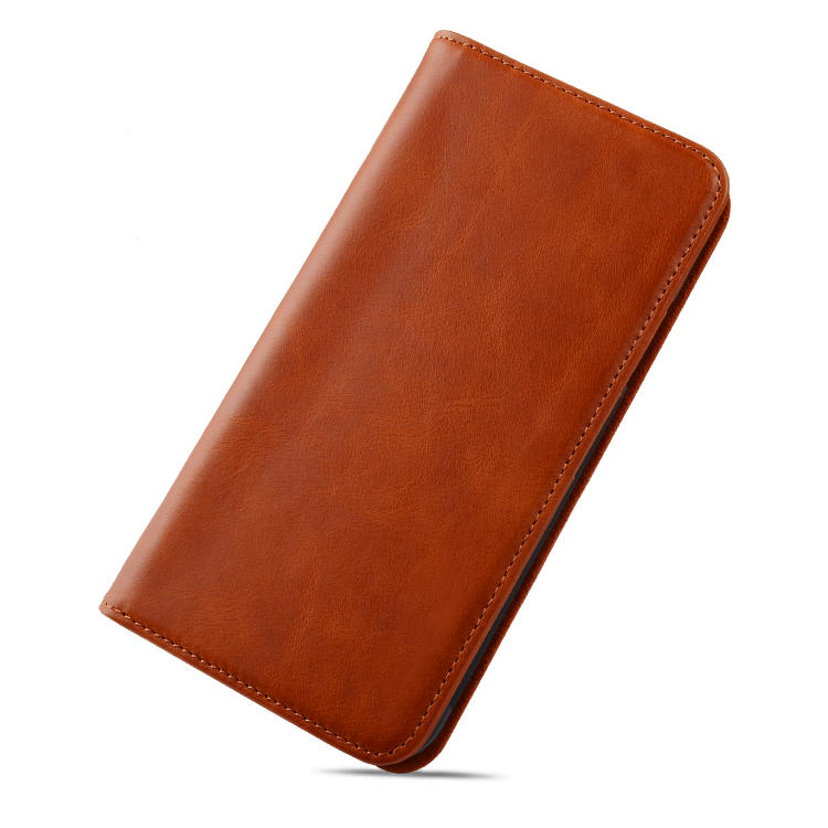 Premium Leather iPhone Case Flip Cover Case For iPhone 11