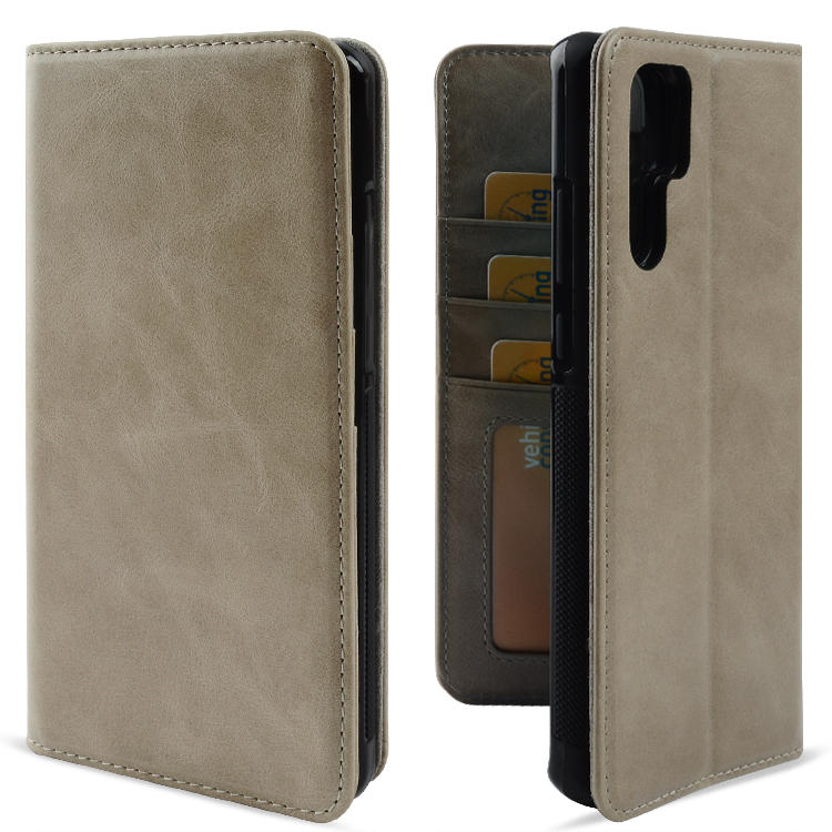 Luxury Genuine Leather Protective Case For HUAWEI P30