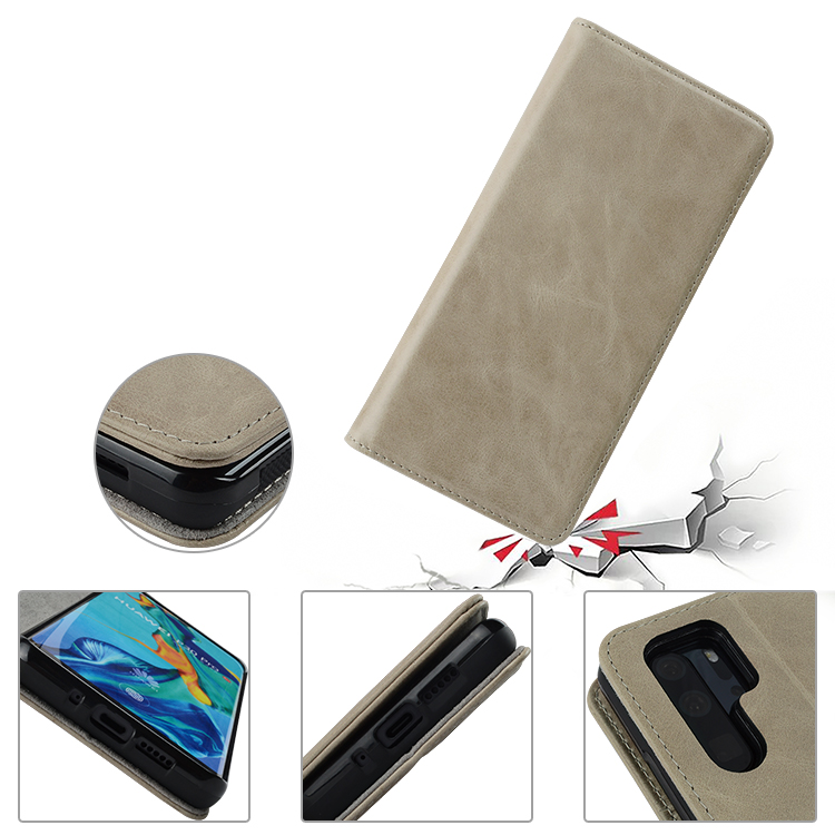 fashion HUAWEI P30 Leather Case supply for Huwei-4