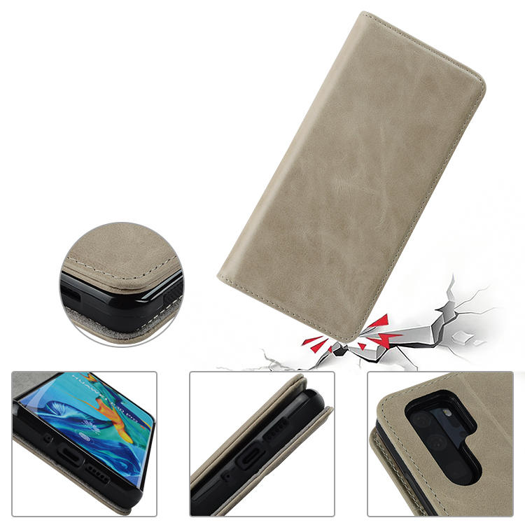 AIVI waterproof HUAWEI P30 Leather Case supply for HUAWEI P30