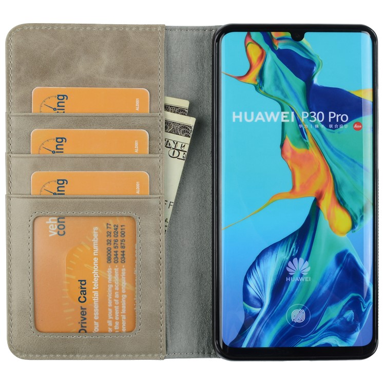AIVI customized leather phone cases manufacturer for HUAWEI P30-7