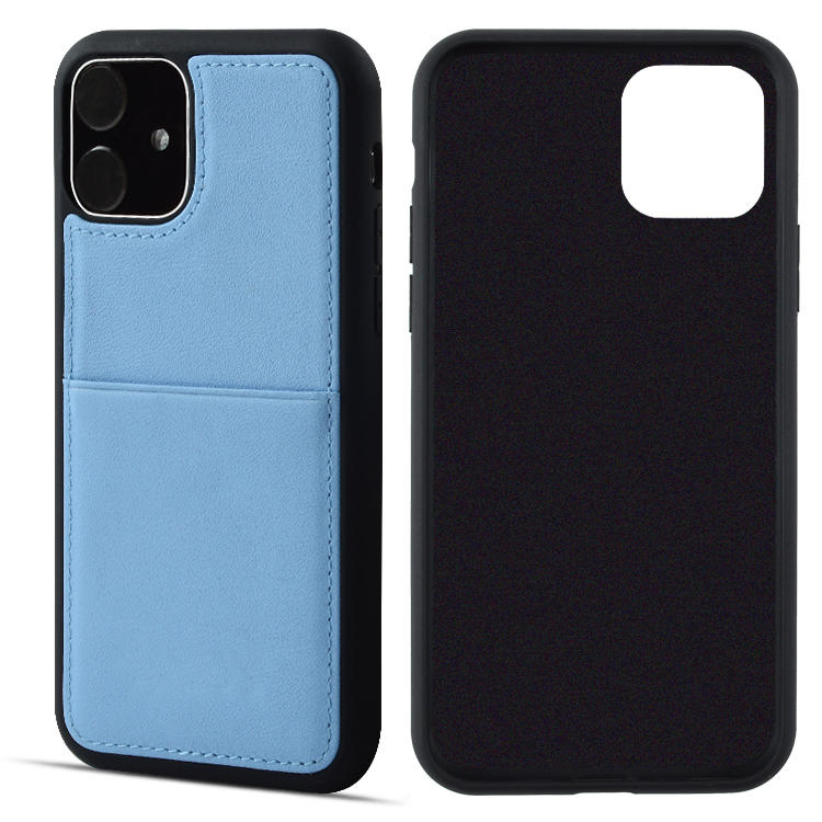 Facebook Hot Sale High Quality PU Leather Case For iPhone 11 Pro Max 11 Pro