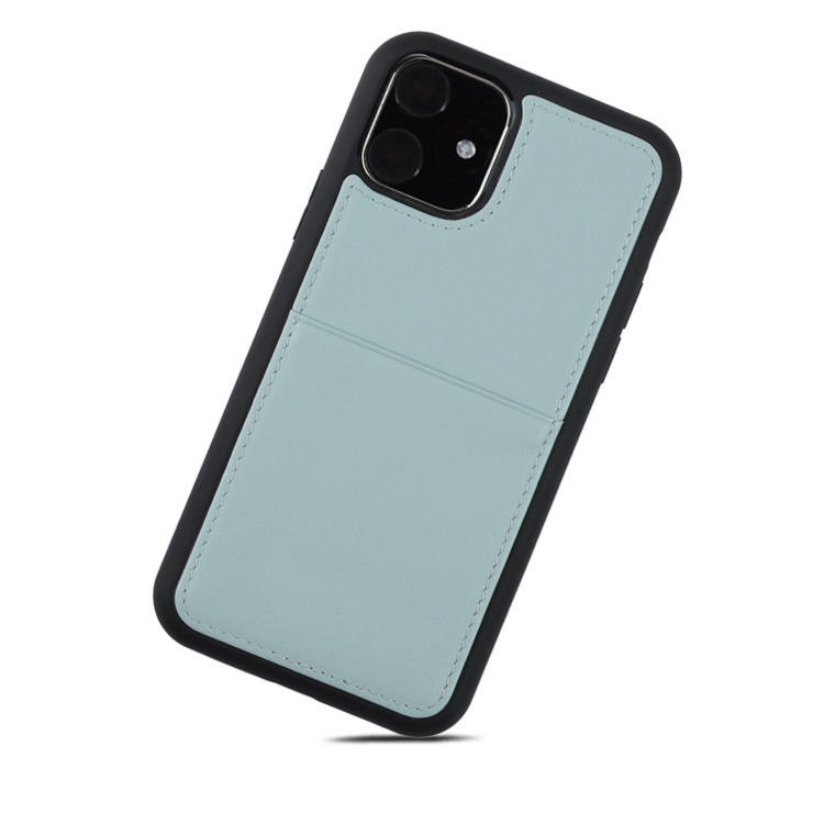 Luxury YouTube Hot Sale Brushed Triangle Stitching Cover Case For iPhone 11