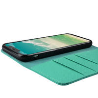 Amazon Top Selling New Material Injection Wood Case for iPhone 11 Wallet Phone Case