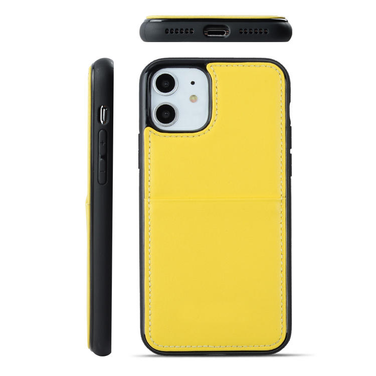 Mobile phone Case Manufacturer For iPhone 11 Leather Case Original Process Phone Cover For iPhone 11 Leather Phone Case