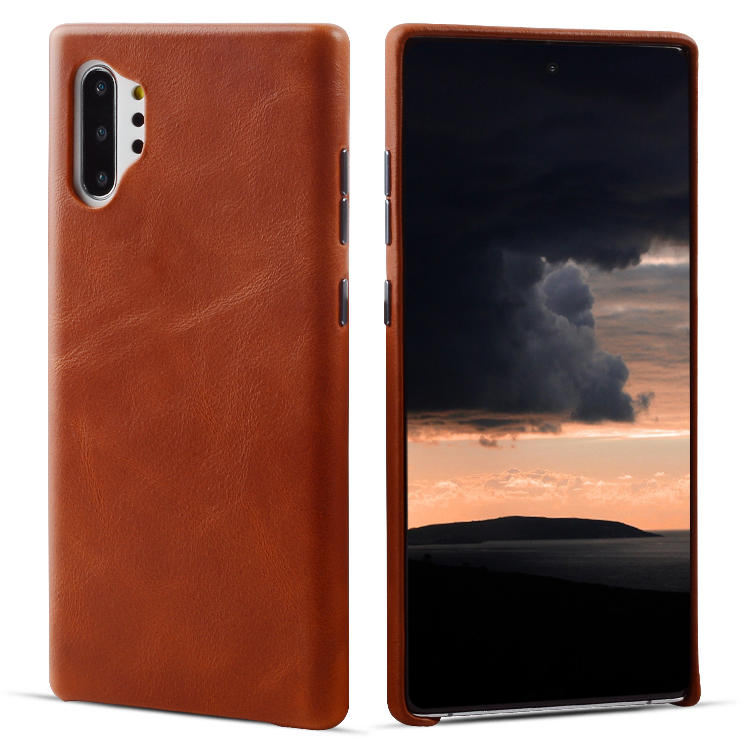 Exquisite leather case For Samsung Note 10 Case Cover Luxury Leather back Cover Mobile Phone Cases