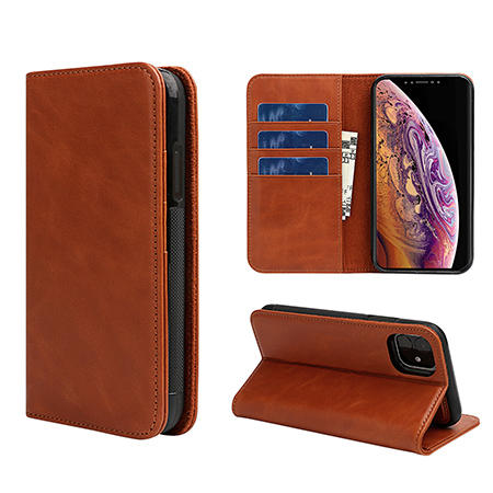 phone accessories Magnetic Detachable Leather Wallet Mobile Case For iPhone 11 cell phone cases