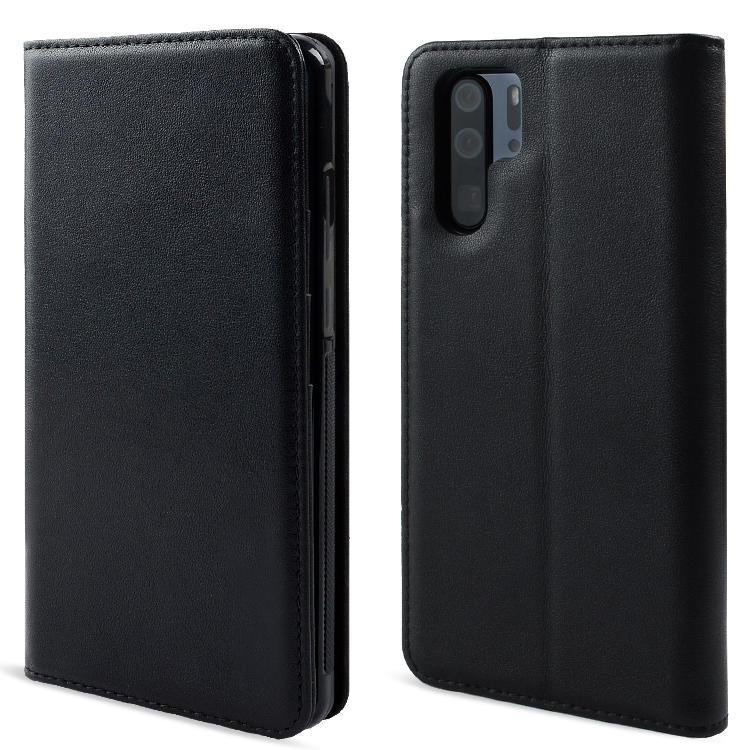 High quality premium pure leather Elegant Leather Phone Case Protective Cover Case For Huawei P30