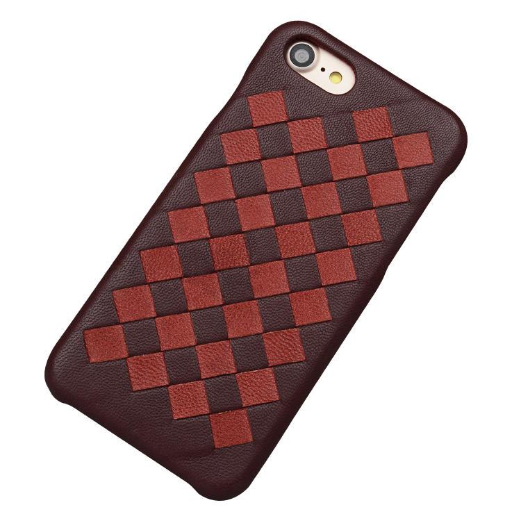 Premium Genuine Leather case for iphone 8 plus