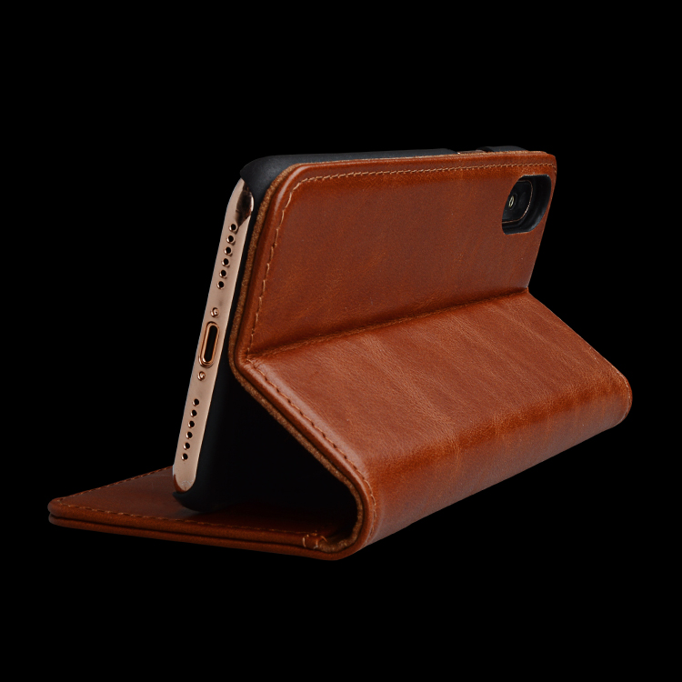 AIVI apple tan leather case supply for iphone 7/7 plus-3
