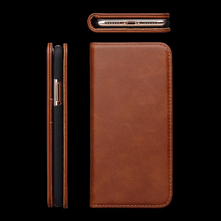 AIVI durable apple original leather case protector for iphone 8 / 8plus-8