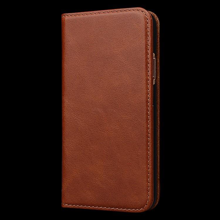 AIVI durable apple original leather case protector for iphone 8 / 8plus