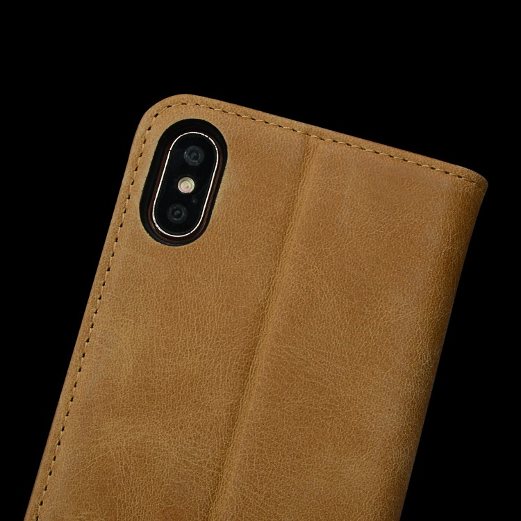durable personalized leather iphone case for iPhone XR for iphone 7/7 plus-2