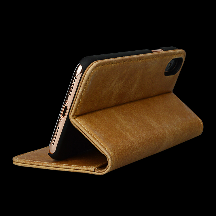 AIVI cover leather mobile phone covers for iPhone XR for iphone XS Max-4
